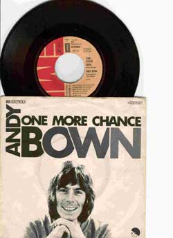 Single - One more chance (1977) nur in Deutschland/only Germany