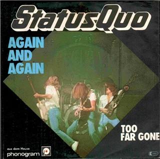 Status Quo >> Status Quo Ticker Discografie - Again and Again (www.quoticker.de)
