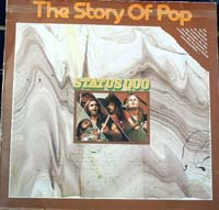 Cover LP The Story of Pop