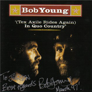 Re-Release Bob Youngs 'Quo Country'
